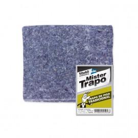 Trapo Piso Blanco 48X62 Mr Trapo