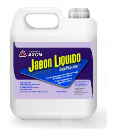 Detergente Liquido Baja Espuma Violeta X 5 Lts