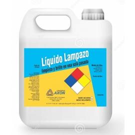 Liquido P/Lampazo Siliconado X 5 Lts