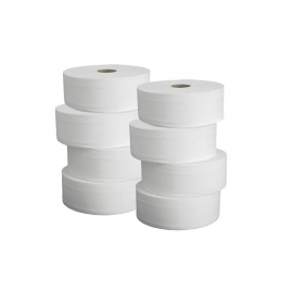 Papel Higien Pack X 8 - 300Mts Cono Chico
