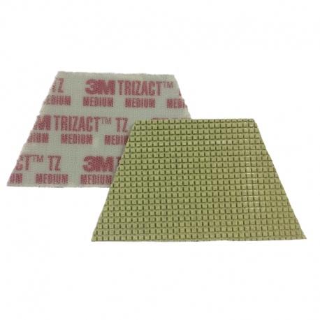 Diamante 3M Trizact™ Rojo