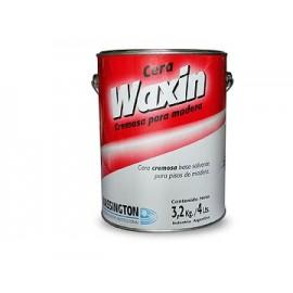Cera Cremosa P/Madera Waxin X 4 Lts