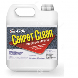 Shampoo Carpet Clean X 5 Lts