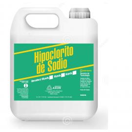 Hip. De Sodio 100 Gr/Lt X 5 Lts