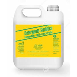 Detergente 15% X 5 Lts