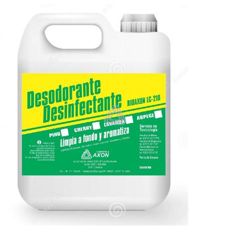 Desodorante std x 5 lts