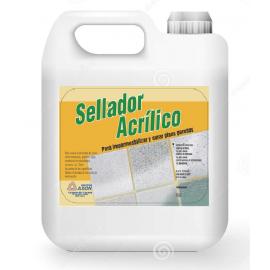Sellador Acrilico X 5 Lts